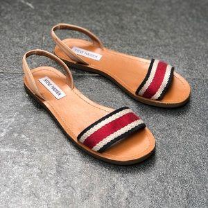 Steve madden slingback Sandals